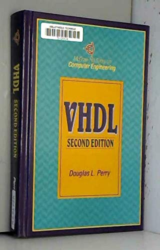 9780070494343: Vhdl Edition (Computer Engineering Series)