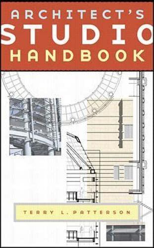 9780070494466: Architect's Studio Handbook