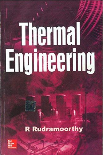 9780070494985: THERMAL ENGINEERING: