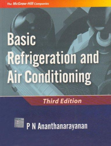 9780070495005: Basic Refrigeration and Airconditioning