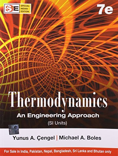 9780070495036: Thermodynamics: An Engineering Approach