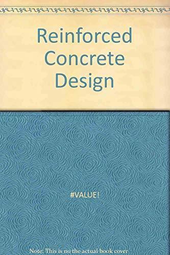 9780070495043: Reinforced Concrete Design
