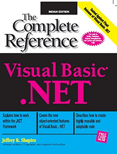 9780070495111: Visual Basic(r).NET: The Complete Reference