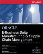 9780070495319: Oracle Manufacturing and Supply Chain Handbook
