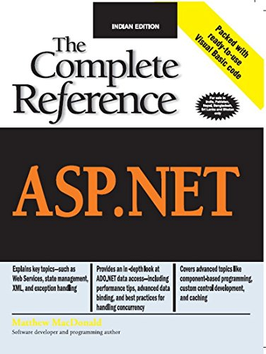 9780070495364: ASP.NET: The Complete Reference