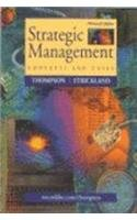 9780070495388: Strategic Management: Concepts and Cases (International Edition)