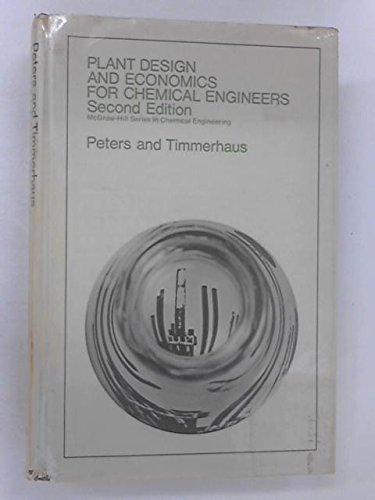 9780070495791: Plant Design and Economics for Chemical Engineers (Chemical Engineering)