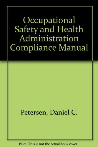 9780070495982: The Osha Compliance Manual