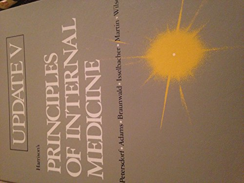 9780070496163: Harrison's Principles of Internal Medicine: Update 5