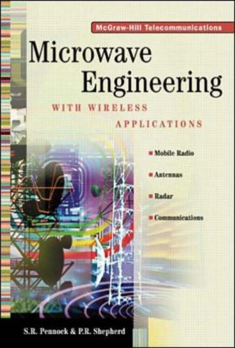 9780070497221: Microwave Engineering with Wireless Applications (McGraw-Hill Telecommunications)