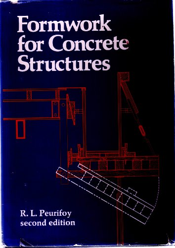 9780070497542: Formwork for Concrete Structures