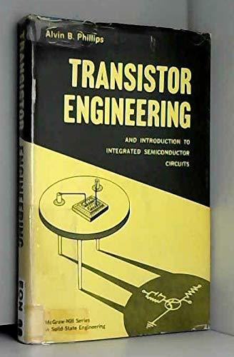 9780070497863: Transistor Engineering