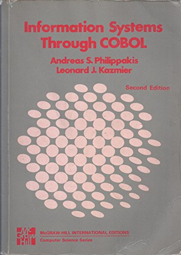 9780070497917: Information Systems Through Cobol