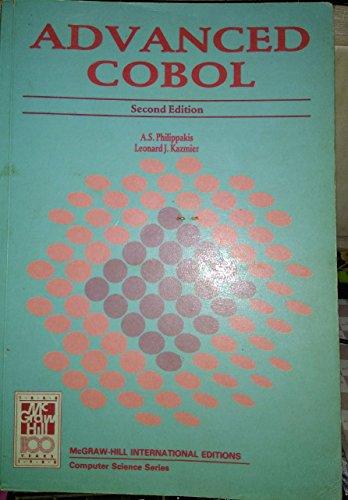 9780070498068: Advanced Cobol