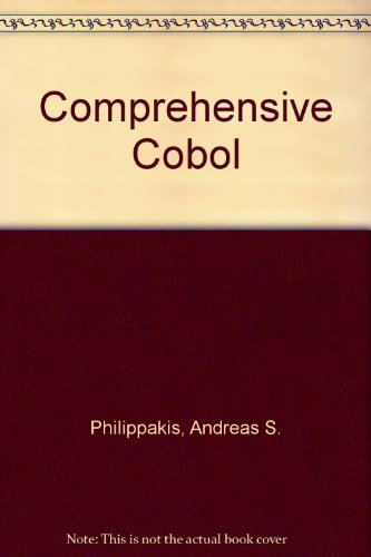 9780070498280: Comprehensive Cobol