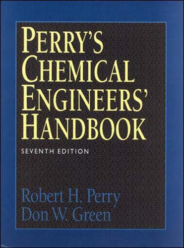 9780070498419: Perry's Chemical Engineers' Handbook