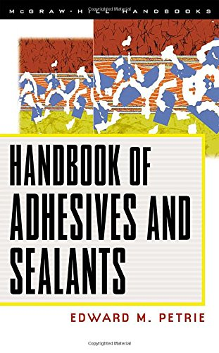 9780070498884: Handbook of Adhesives & Sealants