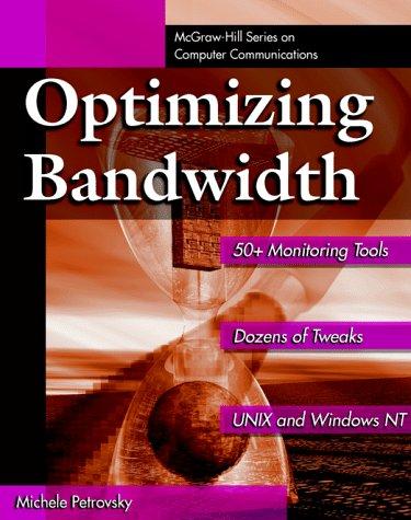 9780070498891: Optimizing Bandwidth