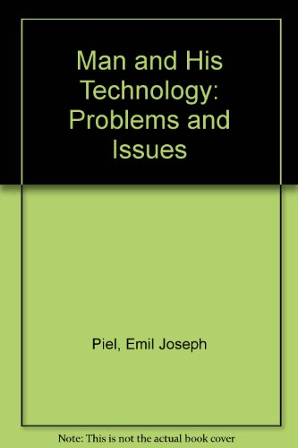 9780070499140: Man and His Technology: Problems and Issues