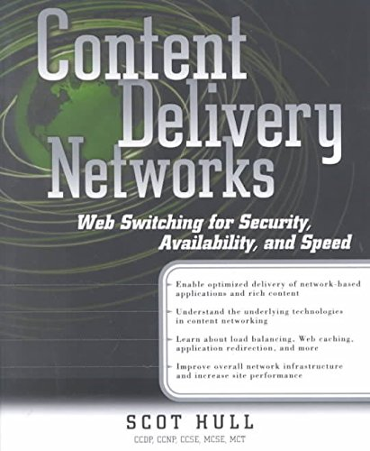 9780070499157: Content Delivery Networks: Web Switching for Security, Availability, and Speed