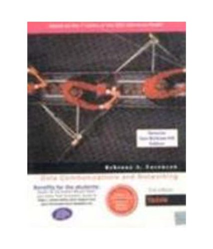 9780070499355: Data communication and networking 2ed