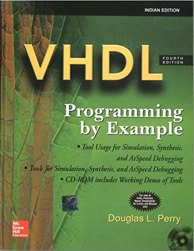 9780070499447: VHDL: Programming By Examples (With CD)