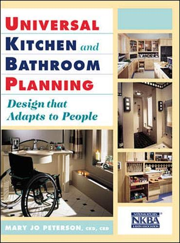 9780070499805: Accessible Kitchens and Bathrooms by Design: Universal Design Principles in Practice