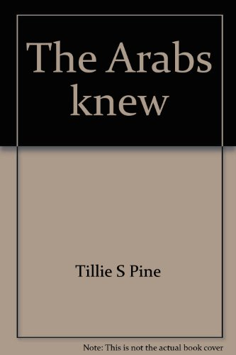 9780070500914: The Arabs knew