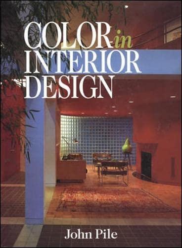 9780070501652: Color in Interior Design CL