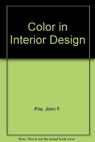 9780070501669: Color in Interior Design