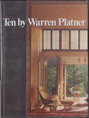 9780070502857: Ten by Warren Platner