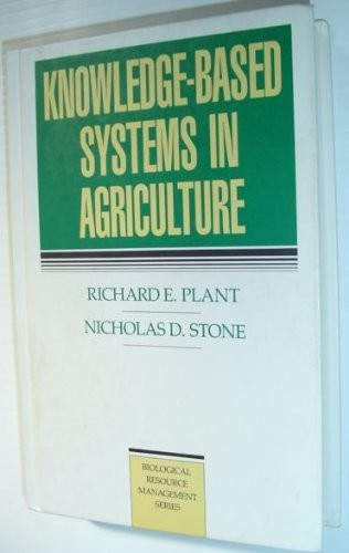 9780070503168: Knowledge Based Systems in Agriculture (Biological Resource Management)