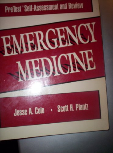 9780070503236: Emergency Medicine: PreTest® Self-Assessment and Review