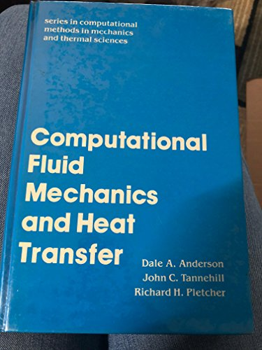 9780070503281: Computational Fluid Mechanics and Heat Transfer