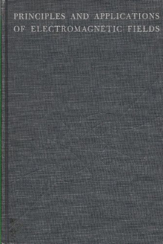 9780070503403: Principles and Applications of Electromagnetic Fields