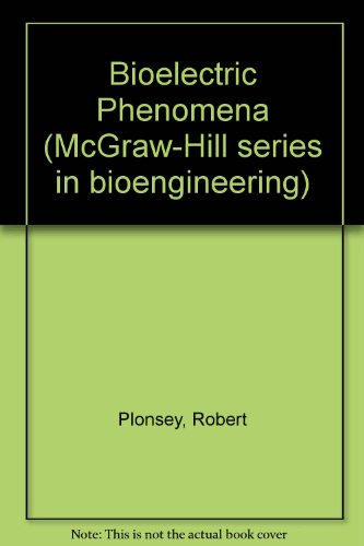 9780070503427: Bioelectric Phenomena