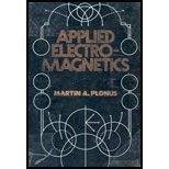 Applied Electromagnetics: Martin Plonus