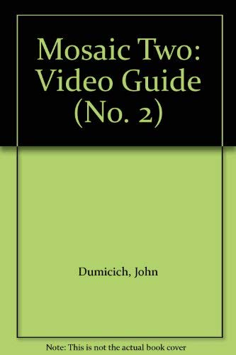 9780070504523: Mosaic Two: Video Guide (No. 2)
