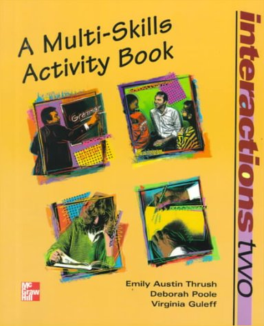 9780070504530: Interactions Two: A Multi-Skills Activity Book