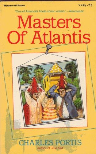 9780070505032: Masters of Atlantis