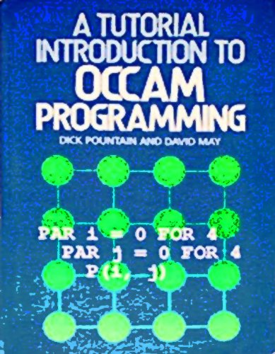 9780070506060: A Tutorial Introduction to Occam Programming