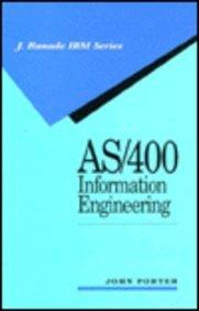 9780070506237: As/400 Information Engineering (J. Ranade Ibm Series)