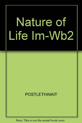9780070506510: Nature of Life IM-Wb2