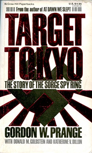 9780070506787: Target Tokyo: The Story of the Sorge Spy Ring