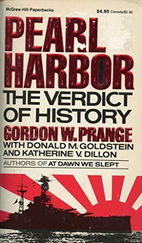 9780070506794: Pearl Harbor: The Verdict of History
