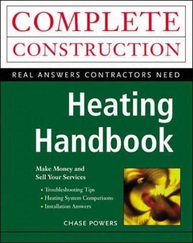 9780070507197: Heating Handbook (Complete Construction)