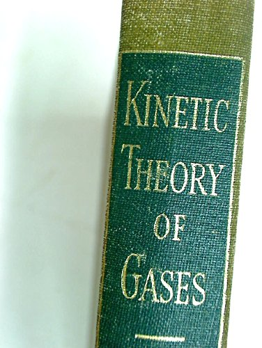 9780070507302: Kinetic Theory of Gases