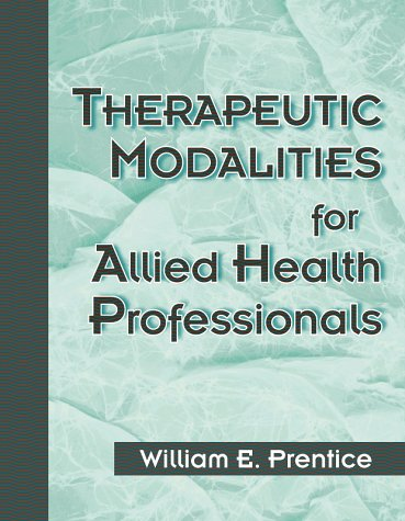 9780070507715: Therapeutic Modalities for Allied Health Professionals