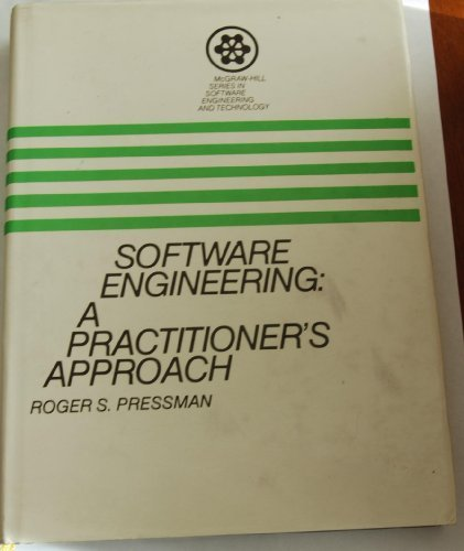 Software Engineering: A Practitioner's Approach: Pressman, Roger S.