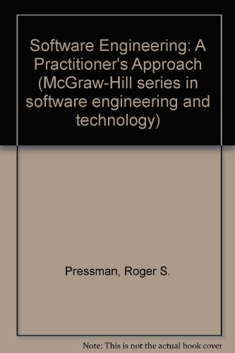 9780070507838: Software Engineering: A Practitioner's Approach (McGraw-Hill series in software engineering and technology)